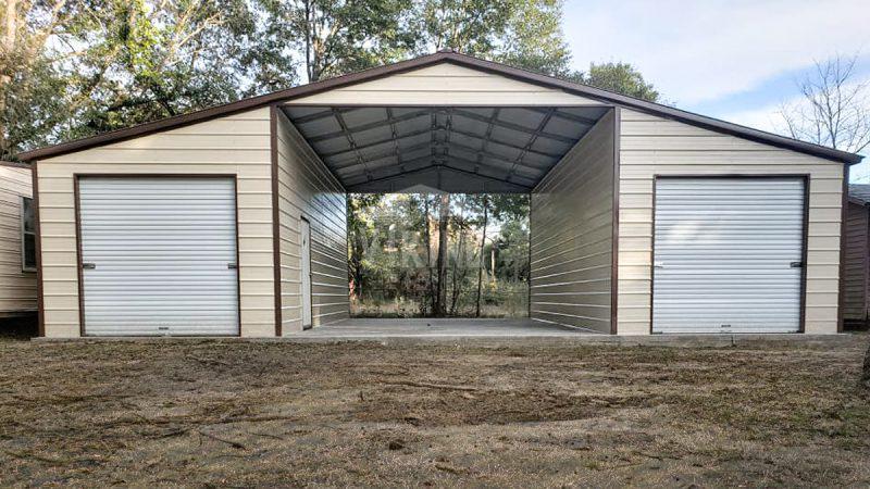 42x25x12 Farm Storage Barn