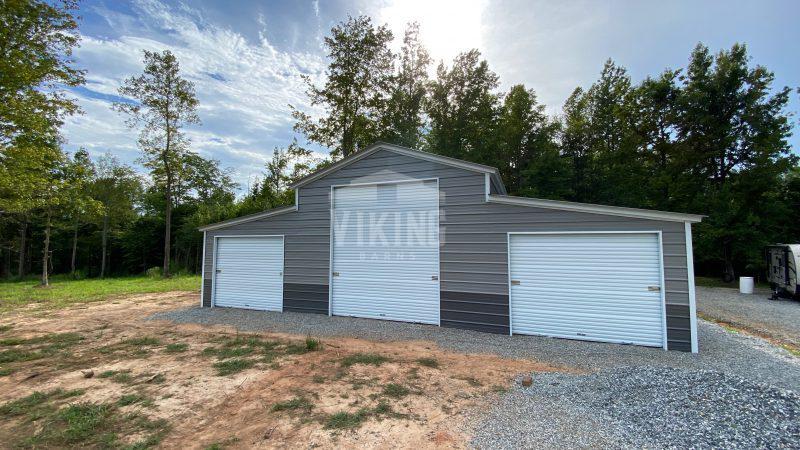 42x40x12 Raised Center Barn