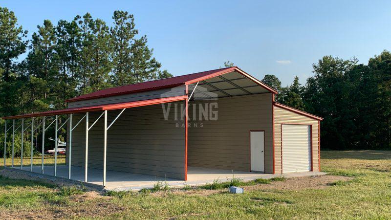 42x40x13 Prefab Barn
