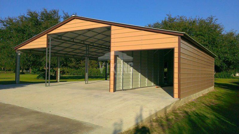 46x41x12 Seneca Barn