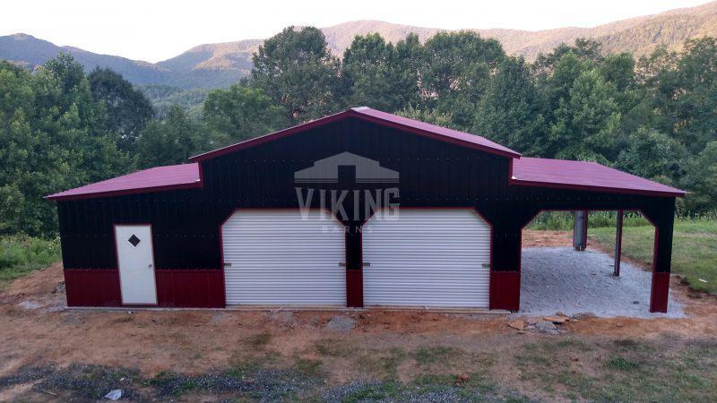 48x20x12 Deluxe Carolina Barn