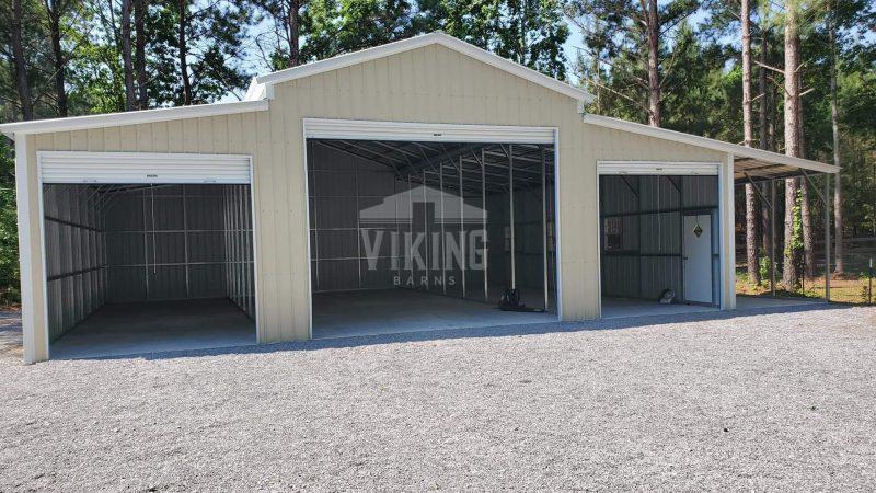 53x40x14 Custom Carolina Barn
